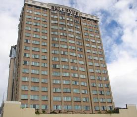 Bellevue Hotel Halloween Trevoca & Resensa Co-sponsorship