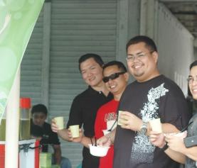 Trevoca – Resensa Co-sponsor Batangas Track Day