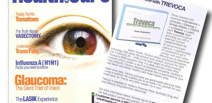 Do More in Life with Trevoca – Healthcare Magazine – August, 2009 Issue